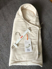 Stokke® Fleece Sleeping Bag for pram/basinet in great condition / Collection Only - Putney SW15