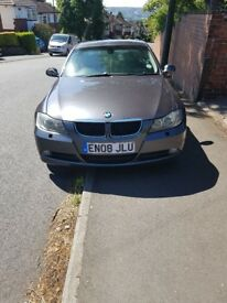 BMW 3 SERIES 318I SE 2008 GREY £2000. Please read ad!
