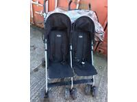 Obaby double stroller