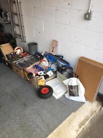 ## boot/jumble sale job lot ##