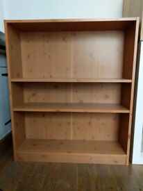 Pair of small bookcases £15 each or £25 for both