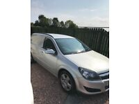 Vauxhall Astra van for sale
