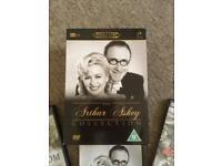 The Arthur Askey Collection dvd box set
