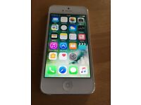 IPhone 5 in Silver