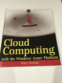 computer books for sale - cloud computing