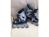 For sale inline roller skates size 4-6