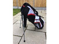 Brand new Titleist golf bag with stand