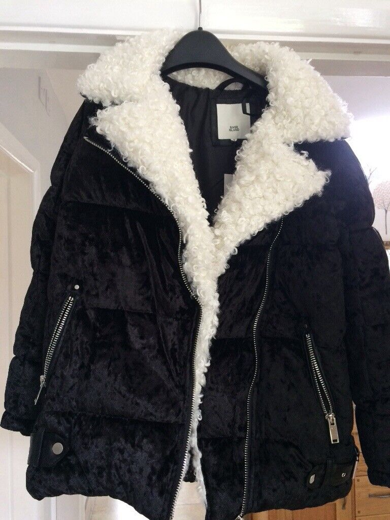 637440c0e River Island ladies jacket size 6 | in Alfreton, Derbyshire | Gumtree