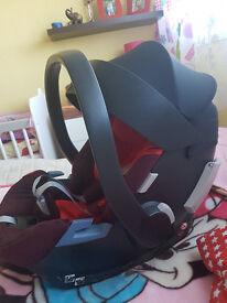 cyber car seat