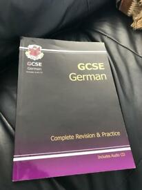 Gcsc german book