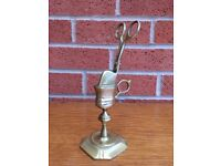 Vintage Brass Candle Snuffer