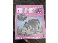1000 piece photo mosaic puzzle £1