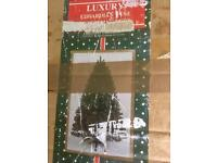 Luxury 6 foot Edwardian Pine Christmas Tree