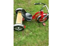 kids trike. powerlite industrial/schwinn roadster