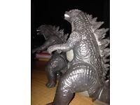X2 Godzilla 2014 figures