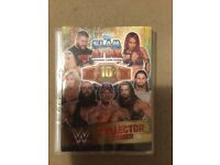 WWE Slam Attax 10th Edition Swap
