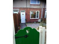 Stunning newly re-furbished, 2 bedroom mid-terraced home with new flooring, outside decking etc