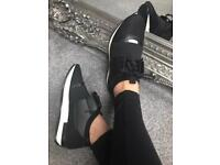 BNIB black Balenciaga style trainers sizes 5,6,7,8