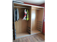 QUICK SALE! IKEA PAX SLIDING DOOR WARDROBE