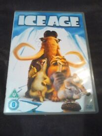 ice age 1 and 2 on dvd good clean discs