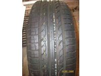 CAR TYRE (BRAND NEW AND UNUSED) 185/60 R14 (IMMACULATE FOR A TYRE)