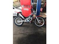 2004 GasGas 280 trials bike