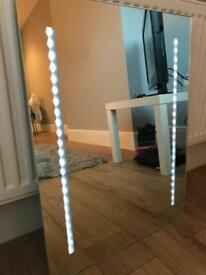 Immaculate condition vanity wall mirror