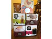Dolce Gusto assorted coffee pods