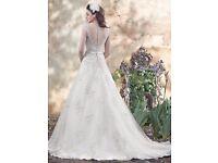Bridal Gown + Veil