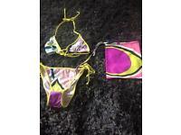 Pucci Bikini and Bag