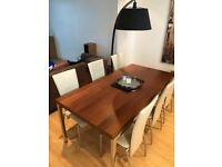 Dining chairs for sale - set of 6, good condition