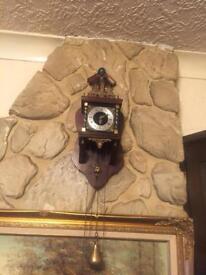 Antique old clock