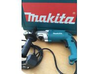 Makita 240 v 2 speed hammer drill