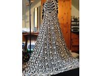 *RRP £3.5K* Lengha Asian Indian Pakistani Wedding Bridal Dress