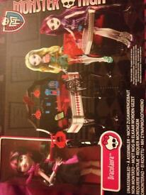 Monster high Diner set *brand new*