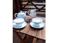 Tea set as new