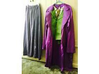 Great Joker fancy dress outfit