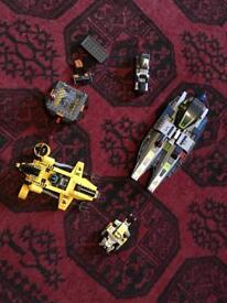 Lego Agents & Lego Aqua bundle