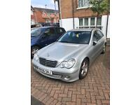 Mercedes C class 1.8 Kompressor + LPG fitted