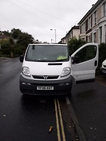 Good condition 1 year MOT Vaxhuall Vivaro for sale or swap!