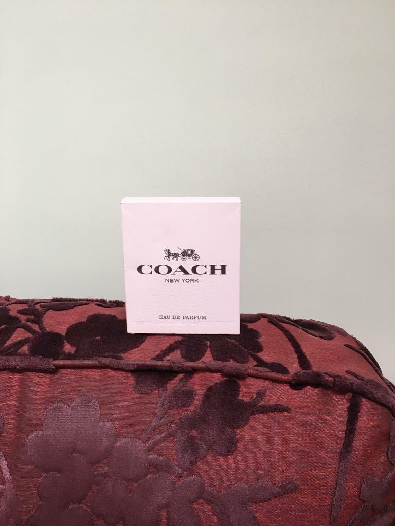 REDUCED Unwanted gift....Coach 50ml ladies perfume!