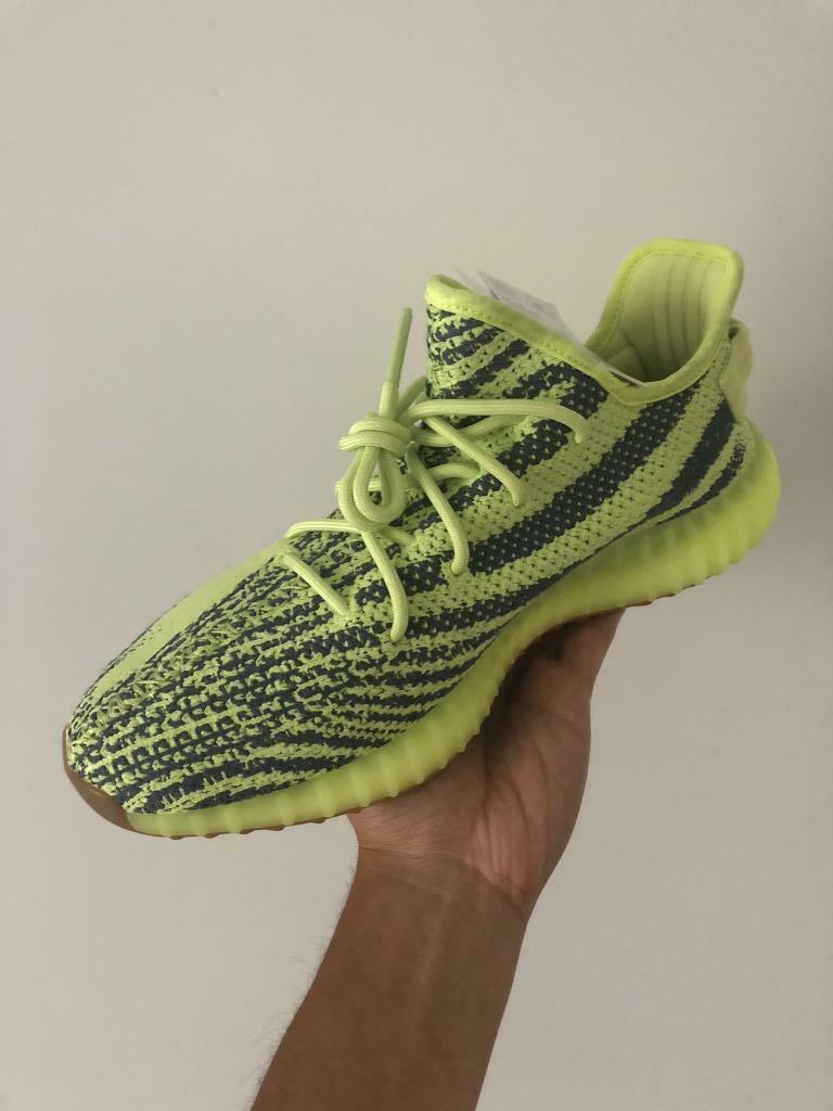 *Brand New* Yeezy Boost 350 Semi Frozen Yellow | in Heathrow, London | Gumtree