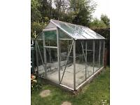 Green House 8ft x 5ft