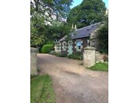 Country Cottage to rent in East Lothian