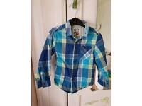 3-4 next lined shirt