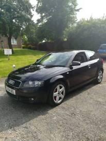 Audi a3 Quattro 3.2 petrol v6, very good condition!