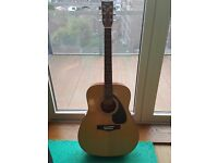 Yamaha F310 Acoustic Guitar, ONLY USED TWICE