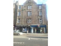 GORGIE: ATTRACTIVE 3 BED FLAT TO RENT