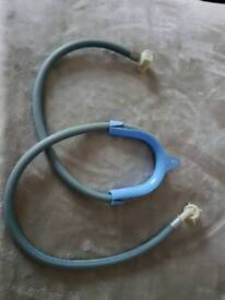 Washing machine Hose , 1.4 metres long. Excellent condition