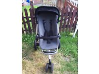Quinny buzz stroller good used condition